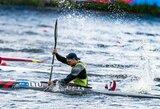 A.Sejai nepavyko iškovoti Europos žaidynių medalio