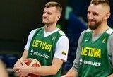 Palaikyk lietuvių krepšinio rinktinę – tapk virtualiu sirgaliumi