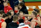 """V.Kariniausko tritaškis išplėšė """"Juventus"""" pergalę prieš """"Žalgirį"""""""