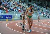 Pirmas metų startas nenuvylė: A.Šerkšnienė pasiekė septintą Europos sezono rezultatą