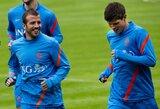 "R.van der Vaartas: ""Noriu likti ""Tottenham"" klube"""