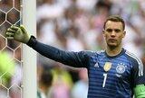 """M.Neueris optimistiškai nusiteikęs kovoje dėl titulo: """"Borussia"""" nėra neįveikiami"""""""