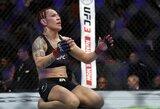 """C.Cyborg įsiutusi dėl pasikeitusios """"UFC 232"""" turnyro vietos: """"Kaip jie galėjo mums to nepranešti?"""""""