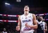 Serbai nori rengti olimpinį atrankos turnyrą