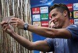 """Neįtikėtina: kiek C.Ronaldo uždirba už vieną """"Instagram"""" nuotrauką?"""