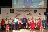 I.Vinkšnaitė – Europos jaunimo jėgos trikovės čempionė