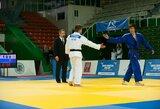 Pasaulio dziudo čempionate – R.Rybino nesėkmė po pratęsimo