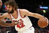 """""""Bulls"""" komanda sulaukė NBA įspėjimo"""