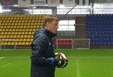 """M.Malinauskas: """"Žala sportinei formai bus padaryta, tik klausimas, kokia"""""""