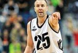R.Butauto auklėtiniai CSKA krepšininkams priešinosi tris kėlinius