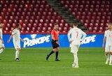 Pasaulio čempionato atrankoje – Ispanijos rinktinės lygiosios su Graikijos futbolininkais