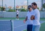Stipriausi R.Nadalio akademijos treneriai atvyksta į Lietuvą ieškoti talentų