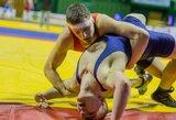 """Europos jaunių imtynių čempionate Suboticoje – """"klasikų"""" startai"""
