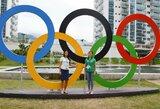 D.Vištartaitė ir M.Valčiukaitė sulaukė dopingo kontrolierių dėmesio
