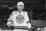 Tragedija Rusijoje: įtariama, kad nusižudė milijardierius KHL klubo vadovas