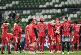 """R.Lewandowskis iš """"Bayern"""" tikisi dar geresnio žaidimo Čempionų lygoje, T.Mulleris pabrėžė kovotojų dvasią"""
