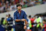 Laikas keisti trenerį? Vokietijos rinktinė šiemet muša antirekordus