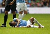 """P.Guardiola: """"L.Sane nori palikti """"Man City"""""""