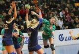 """""""HC Garliava"""" Baltijos moterų rankinio čempionate iškovojo pirmąjį tašką"""