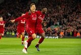 """""""Liverpool"""" startas Čempionų lygos ketvirtfinalyje paženklintas užtikrinta pergale prieš """"Porto"""""""