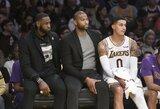 NBA pratęsimo detalės: pirmieji klubai pasirodymą baigs per 40 dienų