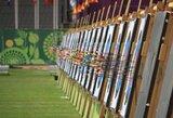 Lietuvos lankininkė Europos žaidynių kvalifikacijoje aplenkė tris varžoves