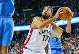 """ESPN analitikų apklausa: J.Valančiūnas yra labiausiai intriguojantis """"Raptors"""" žaidėjas"""