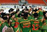 Prieš naują ledo ritulio sezoną – išaugęs komandų skaičius ir kertiniai pokyčiai