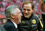 """Vokietijos taurės pusfinalis: """"Borussia"""" sieks revanšo prieš """"Bayern"""""""