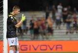 """M.Adamonis skolinamas """"Serie B"""" lygos klubui"""