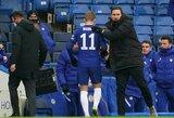 """T.Werneris atskleidė, kodėl jaučia kaltę dėl F.Lampardo atleidimo iš """"Chelsea"""" klubo"""