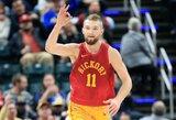 Paskutiniai nežinomieji NBA: T.Bulotas lietuvių šansus vertina objektyviai