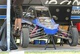 Vilkyčiuose jau kyla Europos autokroso čempionato komandų vėliavos