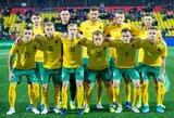 Koronavirusas leido Lietuvos rinktinei išsaugoti tą pačią poziciją FIFA reitinge