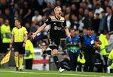 """W.Sneijderis ragina D.Van De Beeką persikelti į """"Real"""": """"Net žengdamas į treniruočių aikštę jautiesi lyg pasakoje"""""""