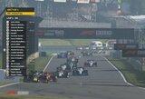 """A.Albonas virtualiose """"F-1"""" lenktynėse įveikė baudą gavusį Ch.Leclercą, """"MotoGP"""" lenktynėse nugalėjo M.Vinalesas"""