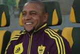R.Carlosas trenerio karjerą tęs Turkijoje