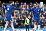"""G.Higuainas tikisi, jog E.Hazardas nuspręs likti """"Chelsea"""" ekipos gretose"""