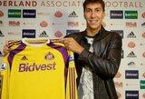 """Oficialu: """"Sunderland"""" įsigijo """"Man City"""" vartininką (+ 6 perėjimai)"""