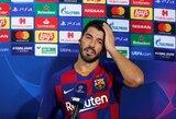 """""""Barcelona"""" jau rado, kas pakeis L.Suarezą"""