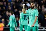 """Lygiąsias """"Real"""" išplėšęs K.Benzema: """"Noriu iškovoti """"La Liga"""" titulą"""""""