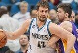 """S.Nasho ir S.Blake'o sugrįžimas nepadėjo """"Lakers"""" nutraukti pralaimėjimų serijos"""