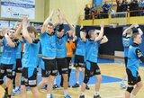 """Klaipėdos """"Dragūnas"""" pergale pradėjo EHF """"Iššūkio"""" taurės aštuntfinalį (komentarai)"""