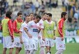 """""""Carpi"""" iškrito iš """"Serie A"""", """"Fiorentina"""" žais Europos lygoje"""