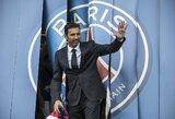 Oficialu: vos vienerius metus Paryžiuje žaidęs G.Buffonas palieka PSG