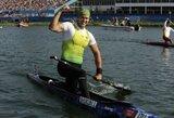 """""""Eurosport"""" komentatorė: """"Lietuva – rusakalbių šalis"""""""