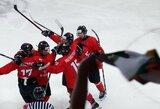 Korėją palaužę lietuviai užsitikrino sidabro medalius