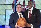 """""""Raptors"""" paskyrė naują generalinį vadybininką"""
