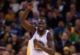 """""""Warriors"""" pasiduoti privertusios """"Nuggets"""" strategas: Greenas yra šios komandos MVP"""