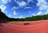 Vilniuje baigėsi Lietuvos jaunių lengvosios atletikos pirmenybės